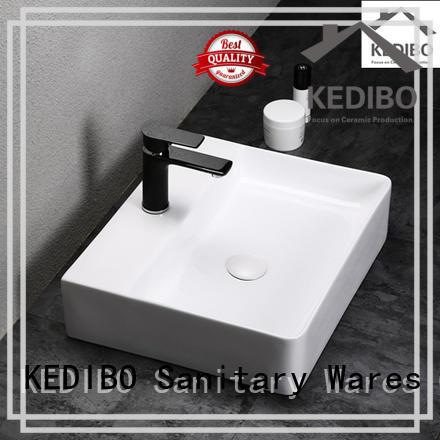 KEDIBO nice oval ceramic basin order now for toilet