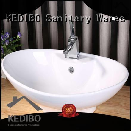 Hot length art basin sink size KEDIBO Brand