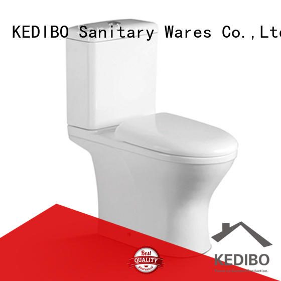 KEDIBO new arrival two piece toilet dropshipping for coffee bar