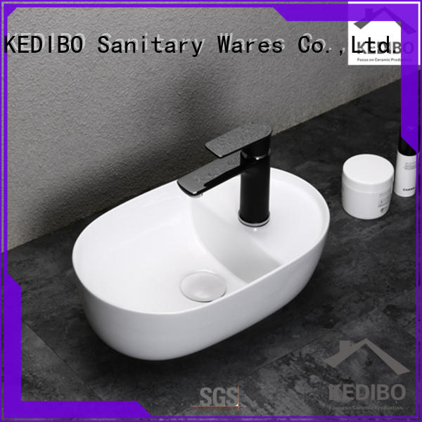 nice bathroom sink countertop OEM ODMfor shopping mall