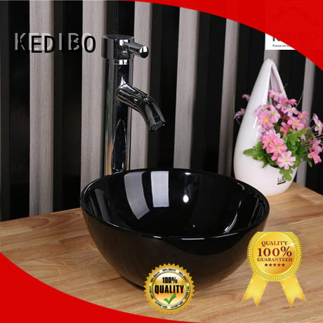 toilet wash basin design above ce Warranty KEDIBO