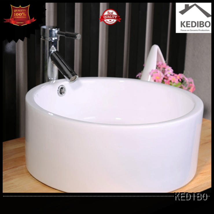 powder above counter bathroom sink products for residential building KEDIBO
