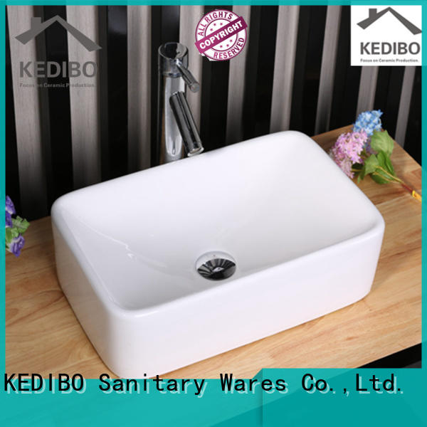 KEDIBO various design trendy wash basin exporter for super market