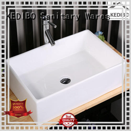 Quality KEDIBO Brand toilet wash basin design finish faucet