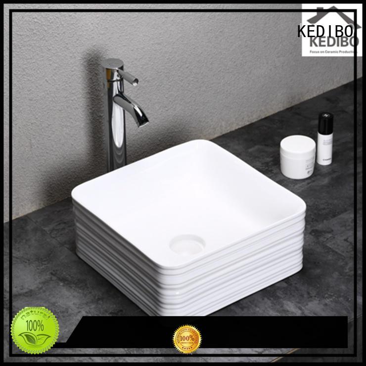 without wash small art basin KEDIBO