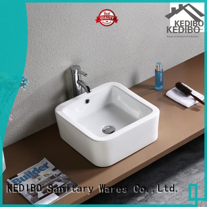 different types counter top wash basin great deal for shopping mall