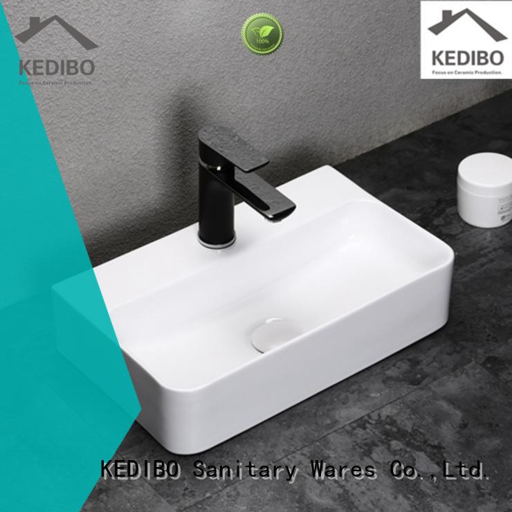 KEDIBO square basin order now for hotel