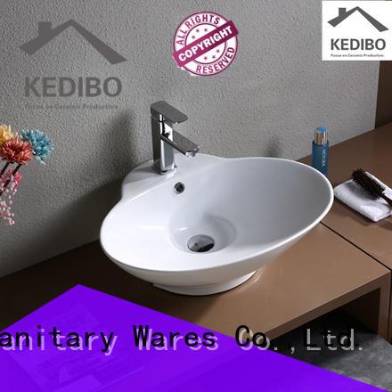 fashion large bathroom sinks OEM ODM for toilet KEDIBO