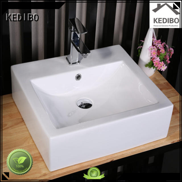 KEDIBO water black bathroom sink check now for office building