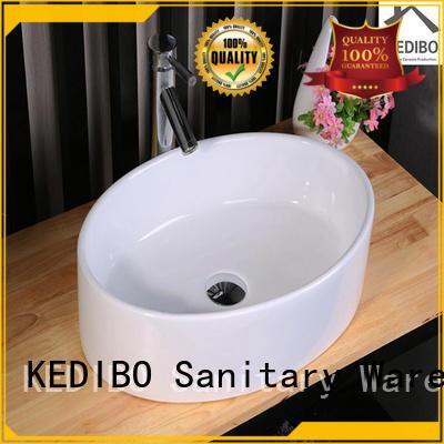 toilet wash basin design length vanity art basin triangle KEDIBO Brand