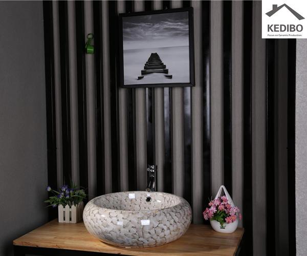 nice oval ceramic basin OEM ODM for hotel-1