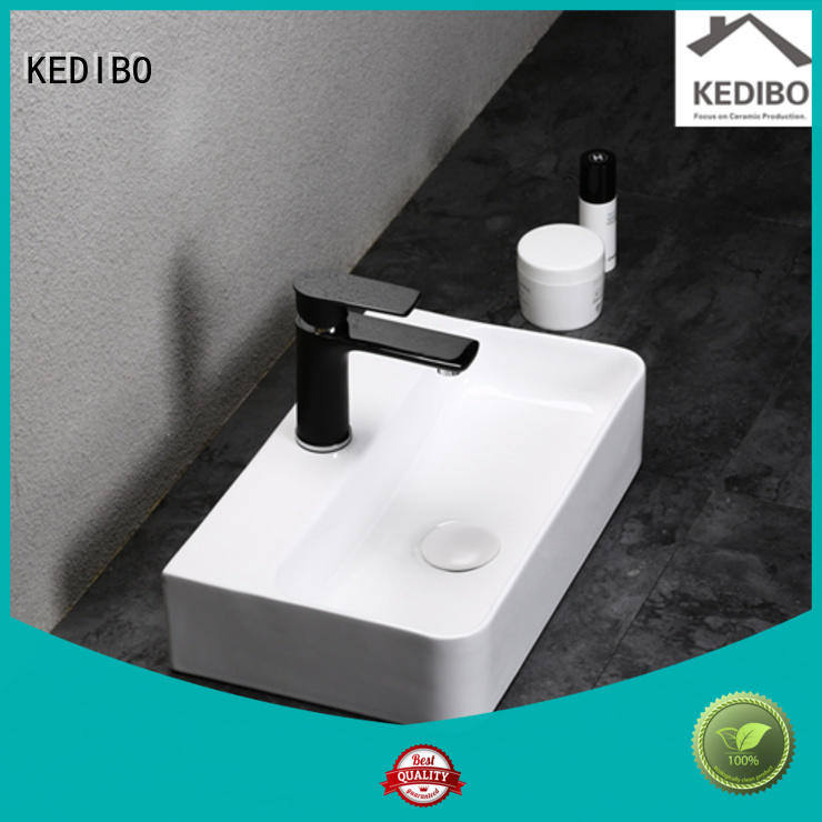 toilet wash basin design deep color approved KEDIBO Brand company