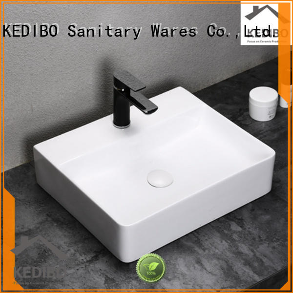 KEDIBO ceramic art basin OEM ODM for hotel