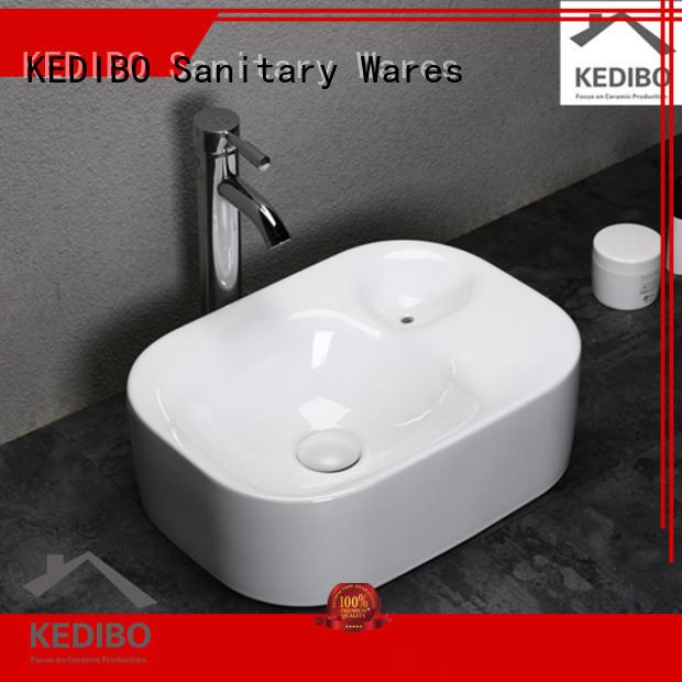 hole finish certificate water toilet wash basin design KEDIBO Brand