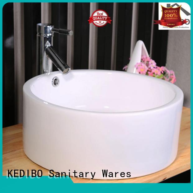 Hot ceramic toilet wash basin design color KEDIBO Brand