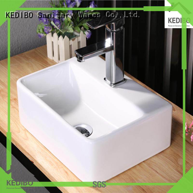 fashion porcelain basin exporter for washroom