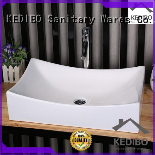 KEDIBO table top basin OEM ODM for toilet