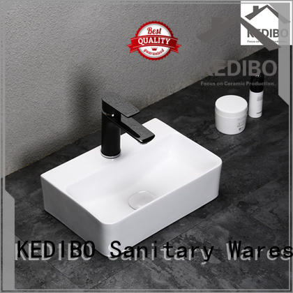 porcelain basin exporter for shopping mall KEDIBO