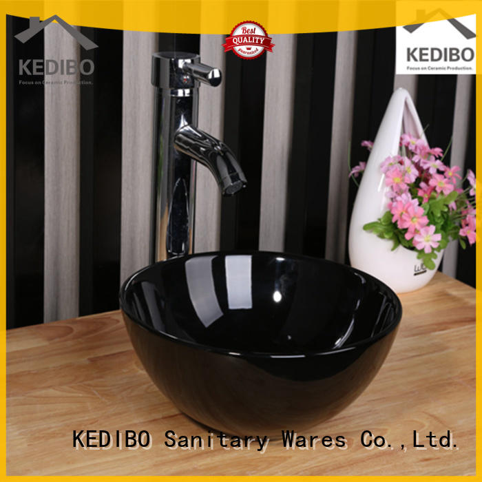 sanitary ware wash basin exporter for hotel KEDIBO