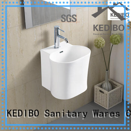 KEDIBO different style wall mounted basin dropshipping for washroom