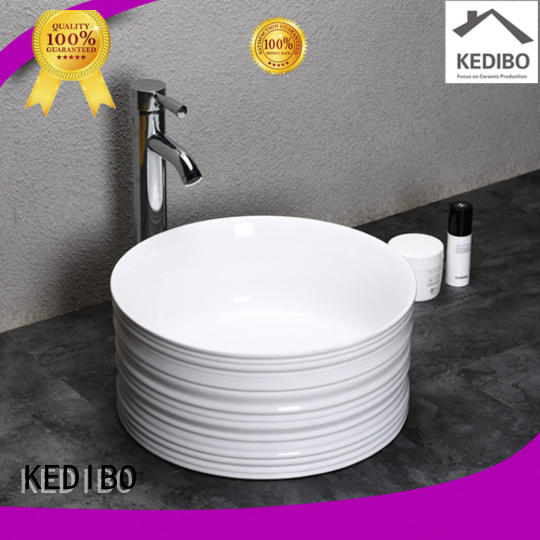 Wholesale wash white art basin KEDIBO Brand
