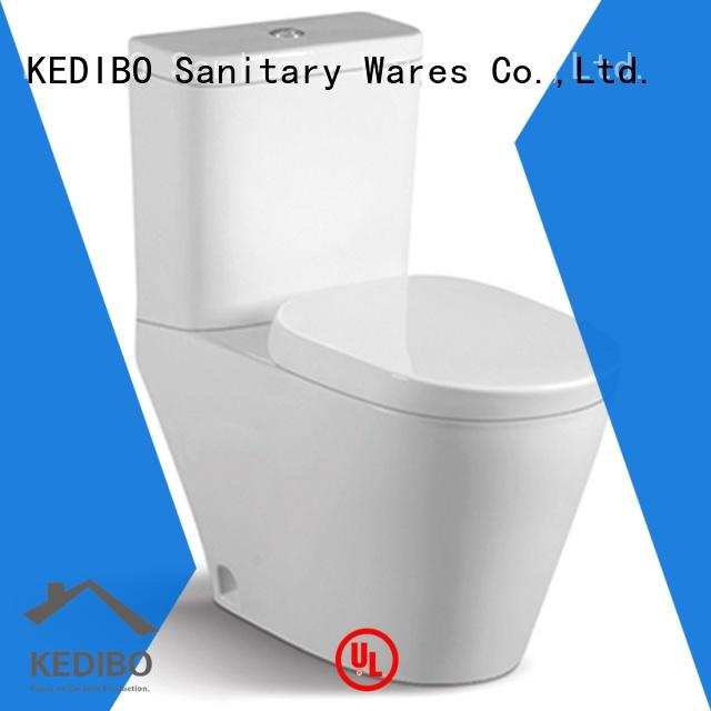 KEDIBO economical price two piece toilet shop now for airport