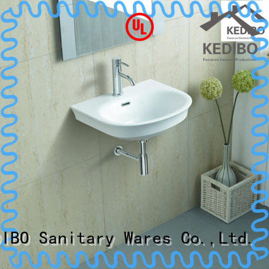 widely used wall mounted basin sale shop for public washroom