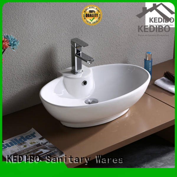 bathroom deisgn KEDIBO Brand art basin