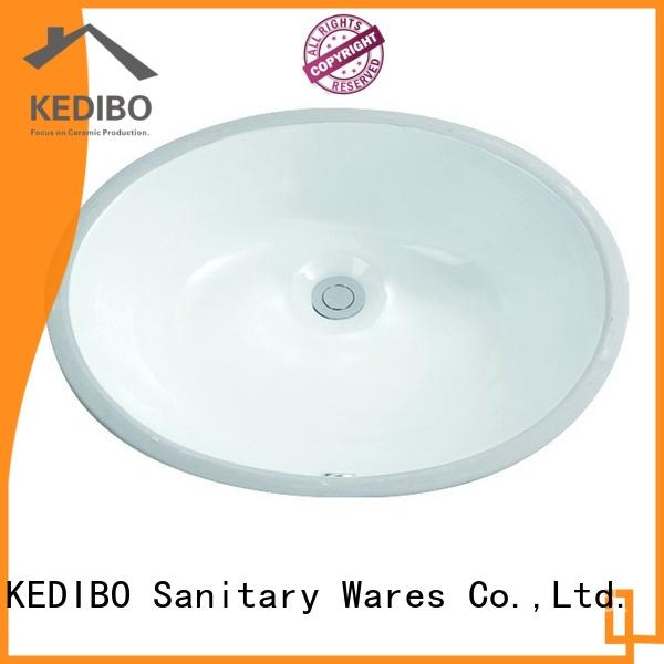 different size oval undermount bathroom sink wash dropshipping for super market