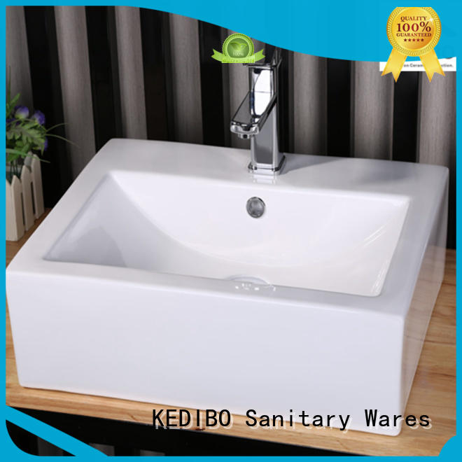 KEDIBO Brand design ce art basin bathroom factory