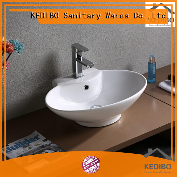KEDIBO various design bathroom sink bowls OEM ODM for toilet
