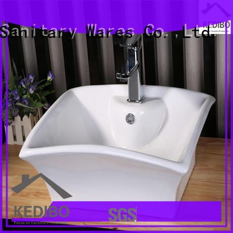 KEDIBO various design small sink vanity exporter for toilet