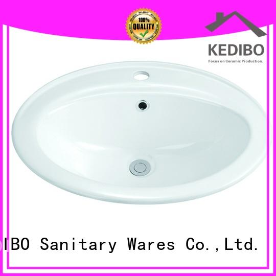 KEDIBO good-looking under counter basin free quote for hospital