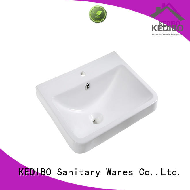 KEDIBO hot-sale wash basin with cabinet shop now for school