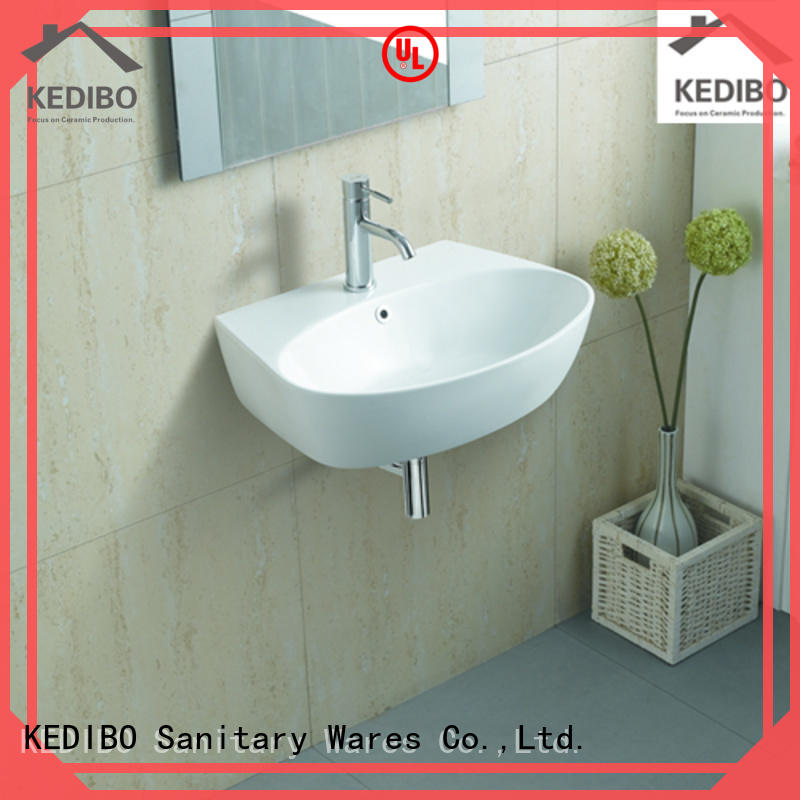 popular wall hung basin get now for washroom KEDIBO
