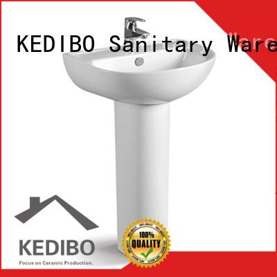 KEDIBO round pedestal basin export for hotel