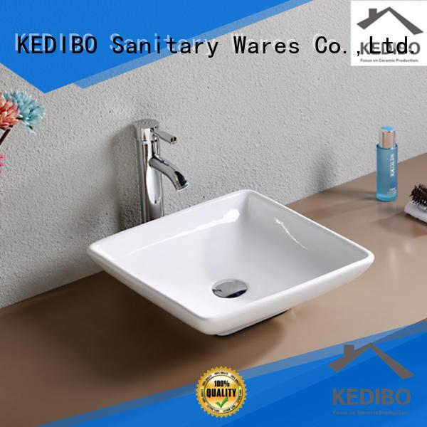 rectangular bathroom sink for washroom KEDIBO
