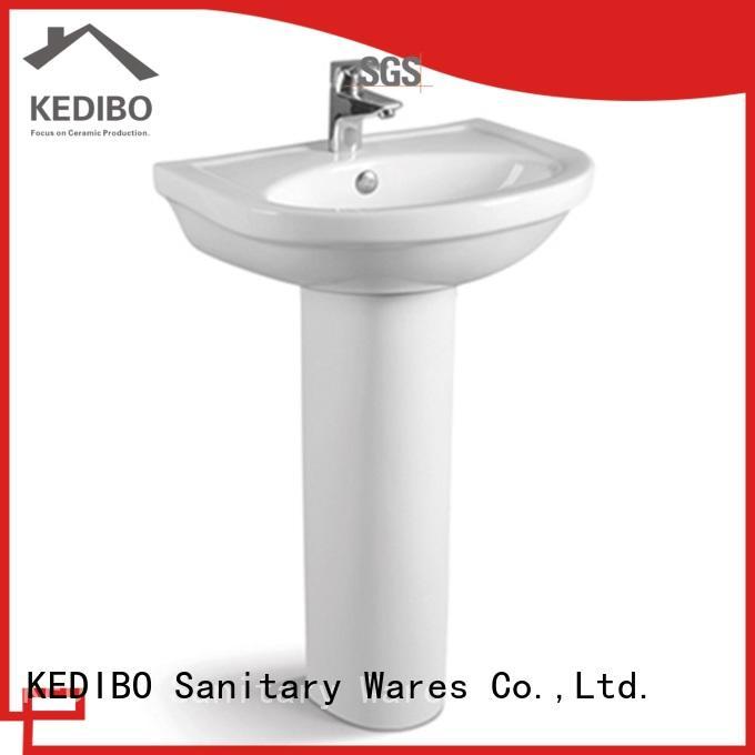 KEDIBO novel pedestal basin free design for school