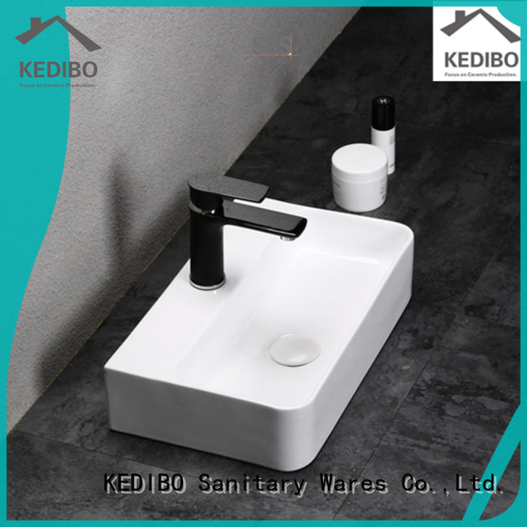 KEDIBO fashion porcelain basin great deal for hotel