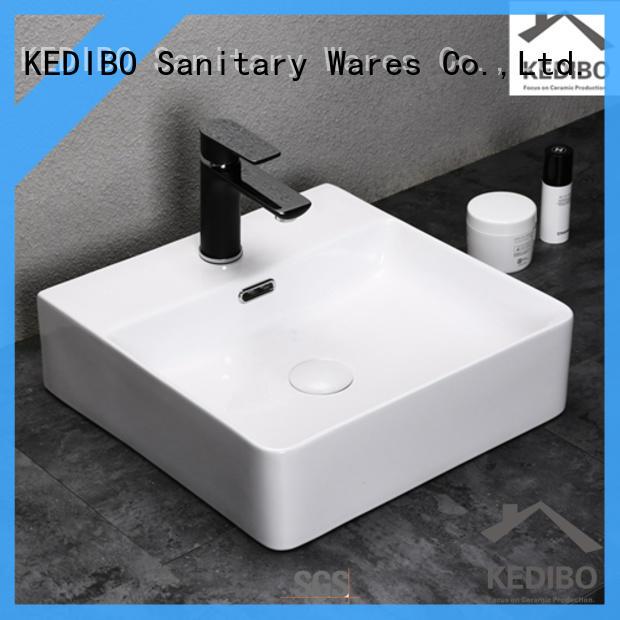 KEDIBO bathroom sink countertop exporter for super market