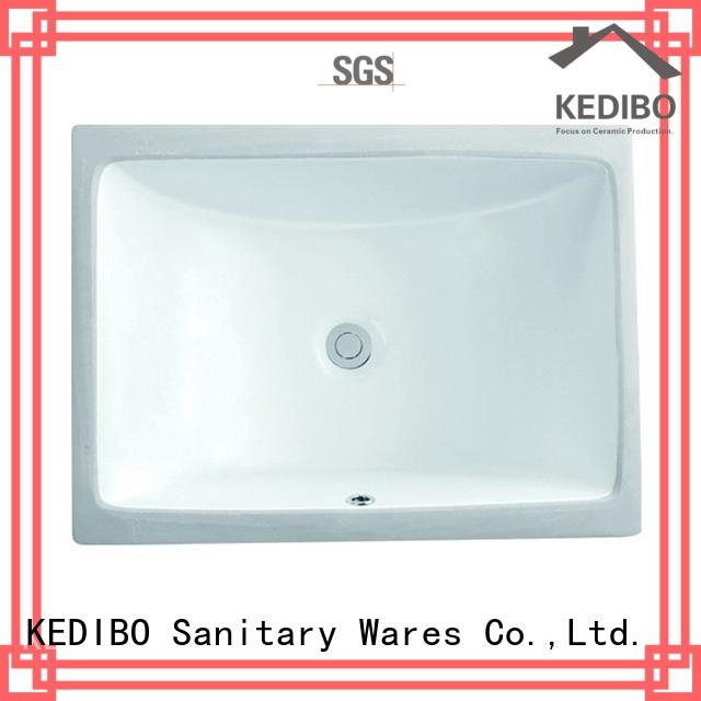 high-quality oval undermount bathroom sink drop dropshipping for hotel