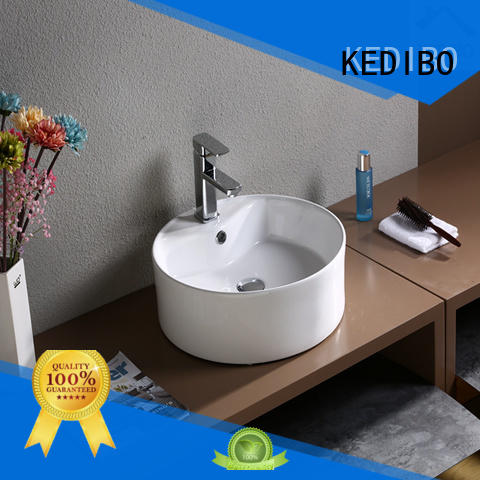 KEDIBO Brand pattern length art basin top factory