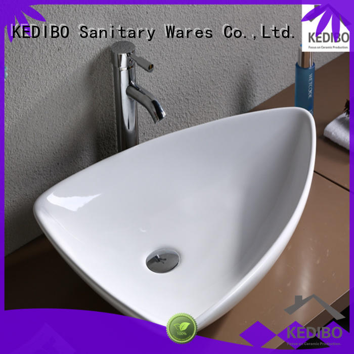 custom table top wash basin exporter for hotel