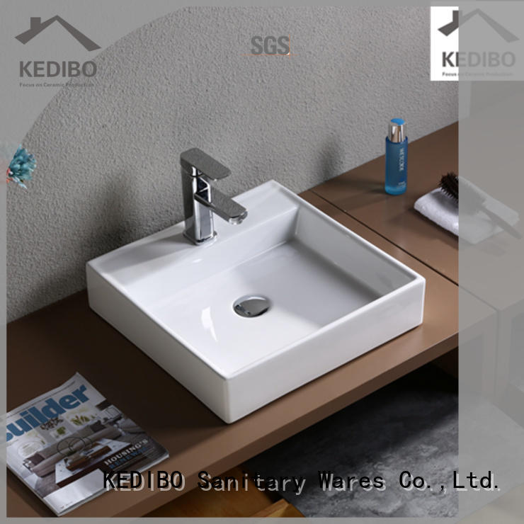 top mount sink exporter for hotel KEDIBO