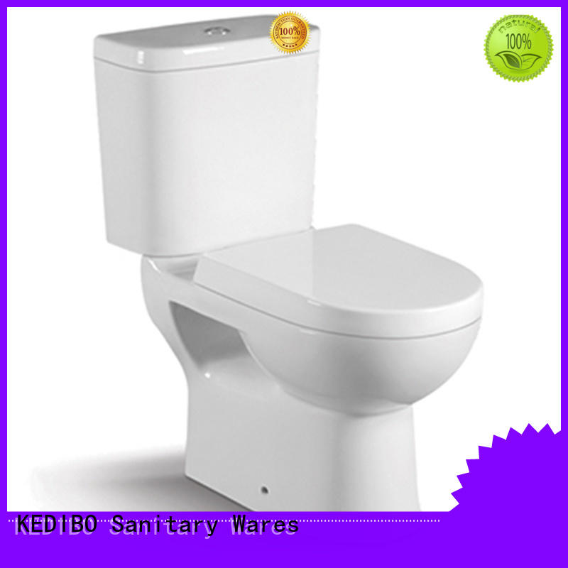 two-piece toilet wash down twopiece various KEDIBO Brand