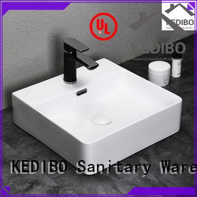 KEDIBO various design sanitary basin OEM ODM for hotel