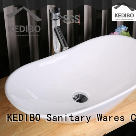 KEDIBO decorative bathroom sinks OEM ODM for super market