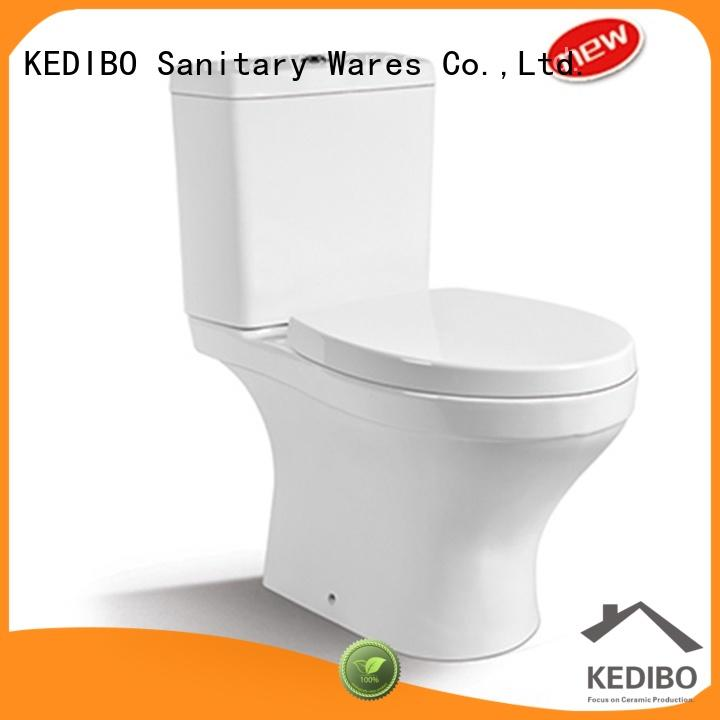 KEDIBO widely used two piece toilet dropshipping for bank
