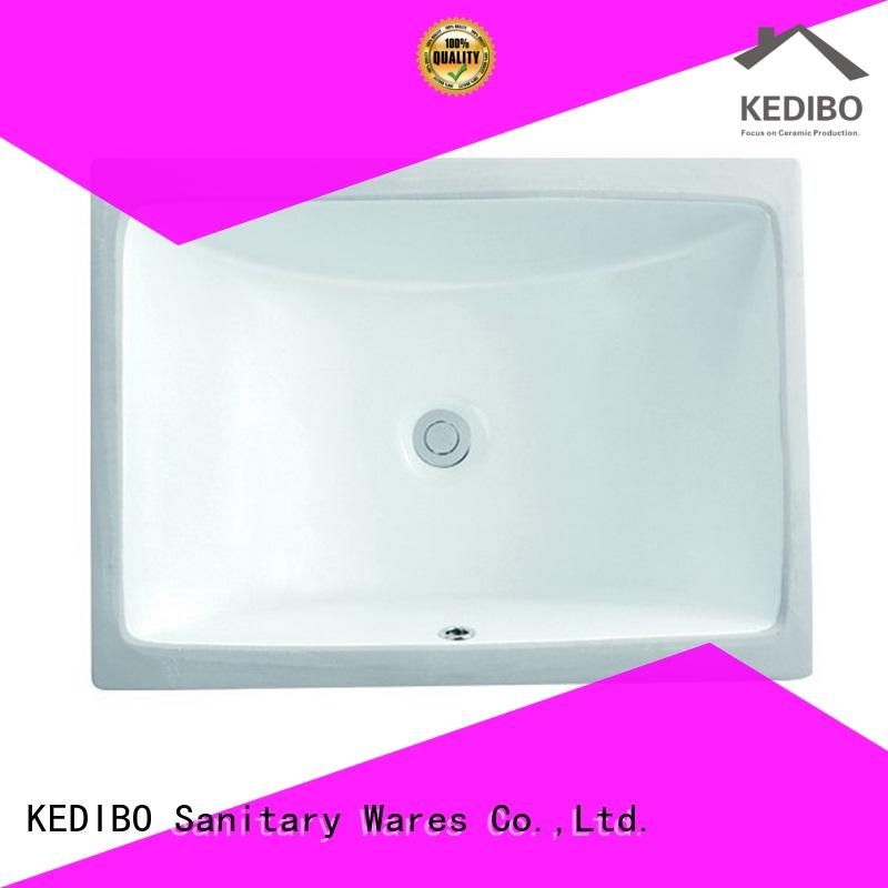 KEDIBO high-quality under counter basin free quote for hospital
