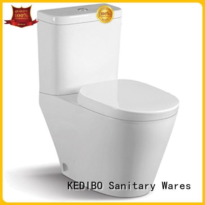 Hot two-piece toilet wash down KEDIBO Brand